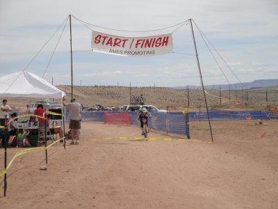 Cactus Hugger ICUP race