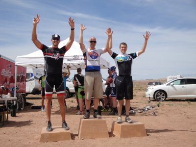 Cactus Hugger ICUP race